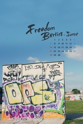 Freedom Berlin, June
