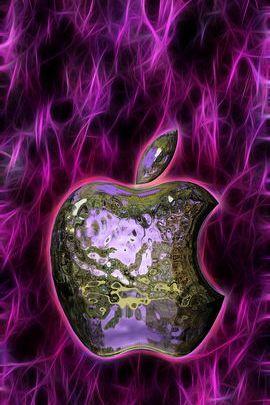 Fractal Magic violet