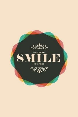 Smile. It's Free.