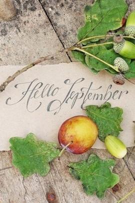 Здравствуй, сентябрь