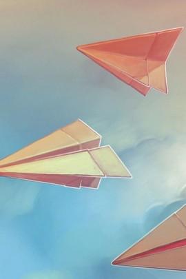Peach Paper Jet