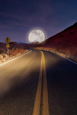 Bir yere giden yol