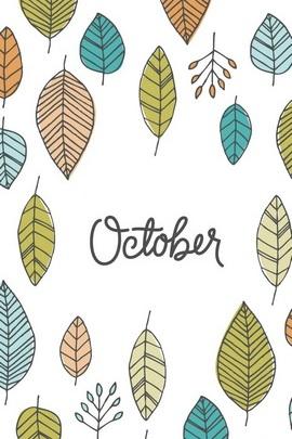 Leaf październik