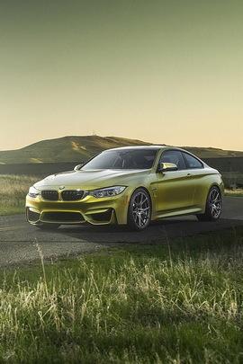 BMW M4コンセプトカー02