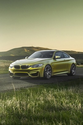 BMW M4 컨셉 카 02