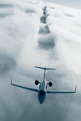 비행기 화재