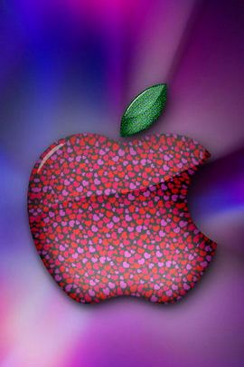 Little Hearts Apple
