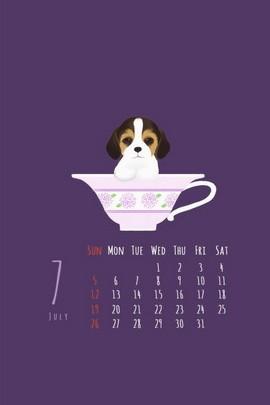 July Beagle