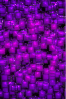 Little Purple Plastic Screens