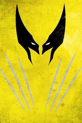 Wolverine Minimal Grunge