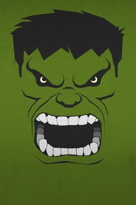 Minimailist Hulk