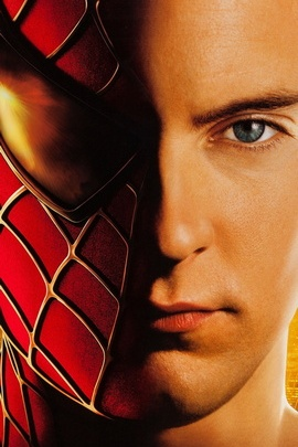 Spiderman2 Half Face