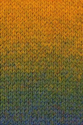 Colorfully Dyed Woolen Texture