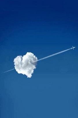 Love Heart In The Sky