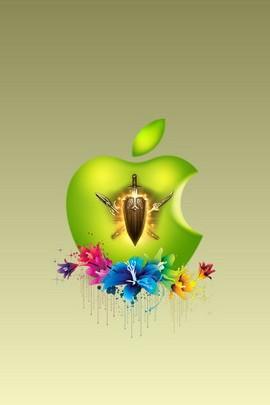 Fancy Apple 3
