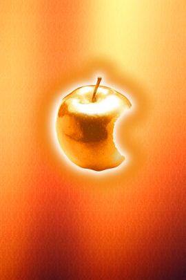Golden Bite Apple