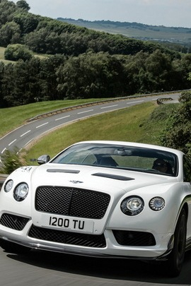 2015 Bentley Continental Gt3 R