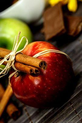 Jabłka I Cynamon