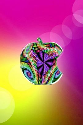 Pomme fractale