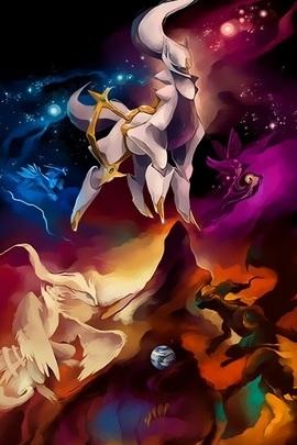 Legendary Pokemon