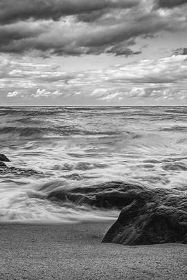 Gloomy Ocean