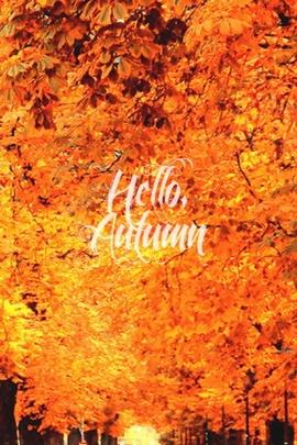 Witaj, jesieni