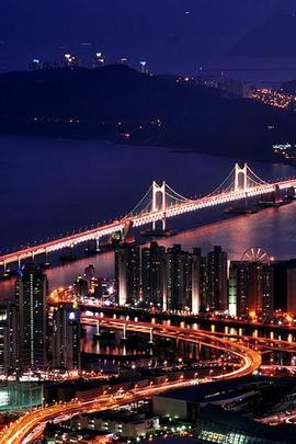 Gwang An Bridge Korea