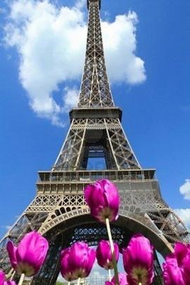 Red Eiffel