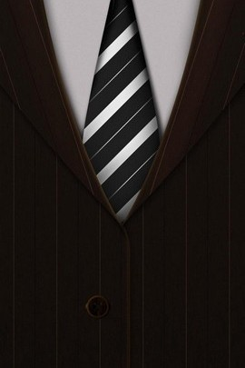 Stripes Neck Tie