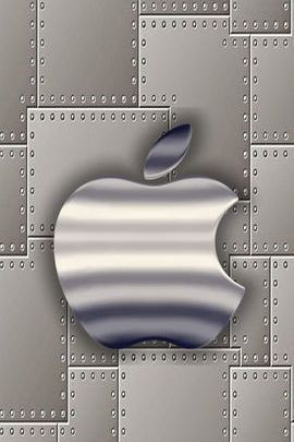 Metal Plates & Aluminum Apple 01