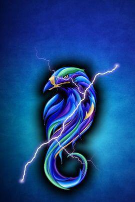Голубой ястреб