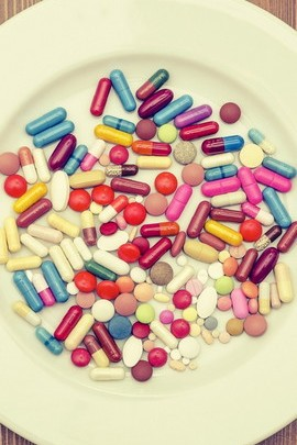 药物的形状