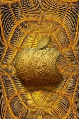Alien Gold Apple