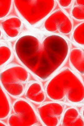Fractal Hearts