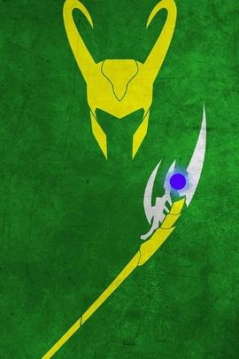 Loki Minimal Grunge