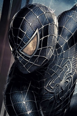 Spiderman3 Black