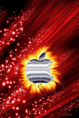 Fire Apple