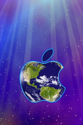 Earth & Starlight Apple