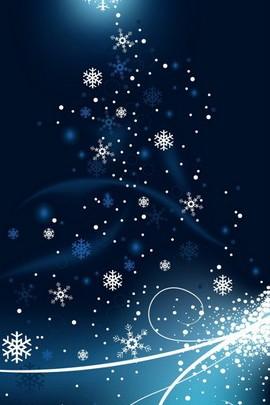 Winter Stylish Background