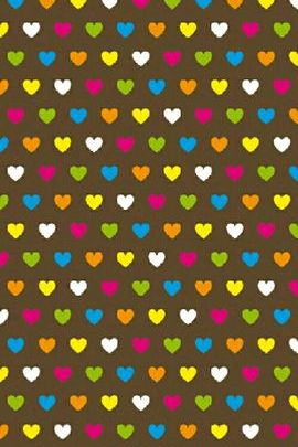 Multicolour Hearts
