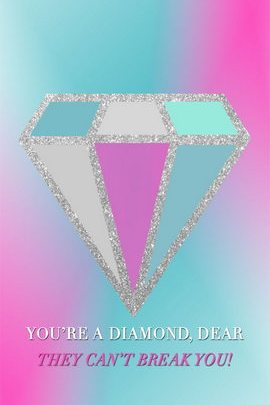 Diamond Dear IPhone Background