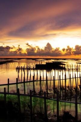 Aquaculture Lagoon