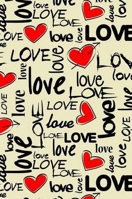 Love Art Texture