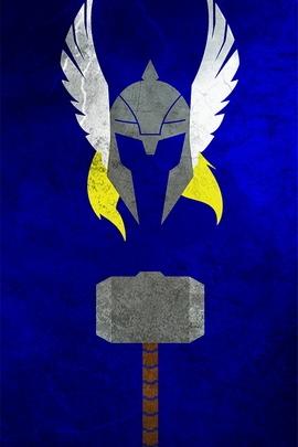 Thor Minimal Grunge