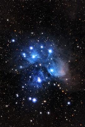 Awesome Pleiades