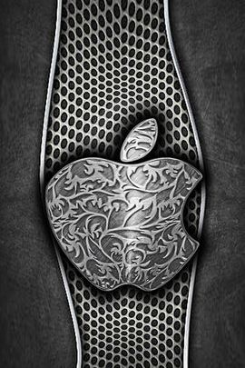 Alien Metal Apple