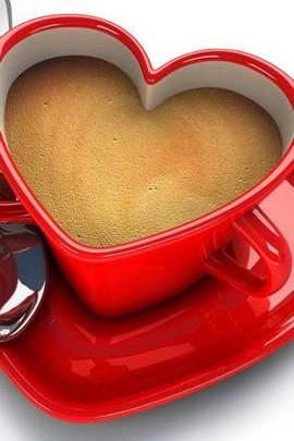 Coffee Heart