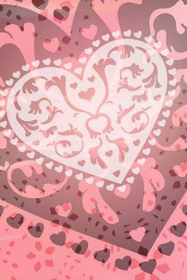 핑크 하트