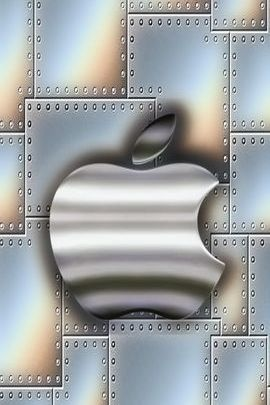Metal Plates & Aluminum Apple 02