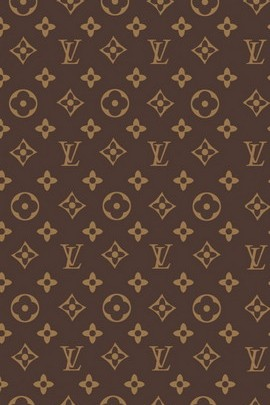 Tło Louis vuitton